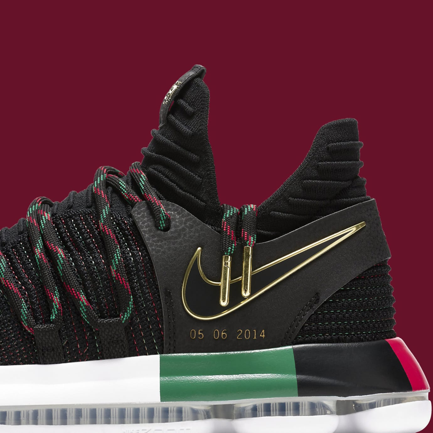 best cheap f9c82 45e1f Nike LeBron KD Kyrie Black History Month Sneakers 2018 ...