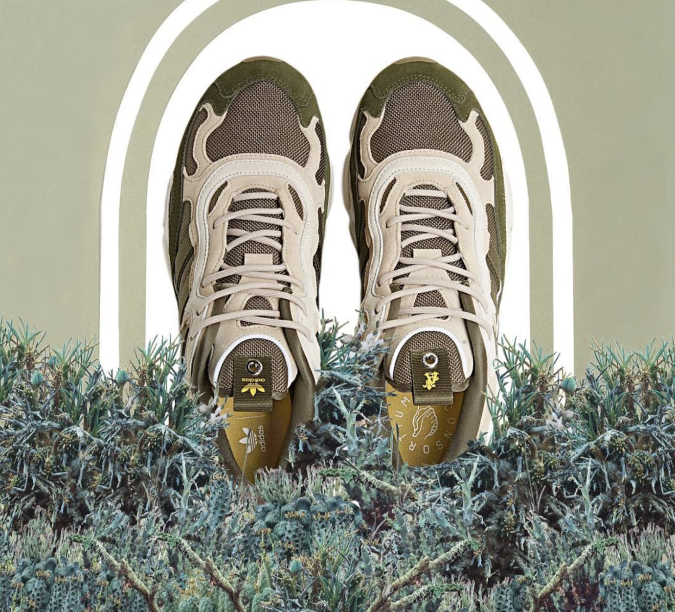 Saint Alfred x Adidas Consortium Temper Run 1