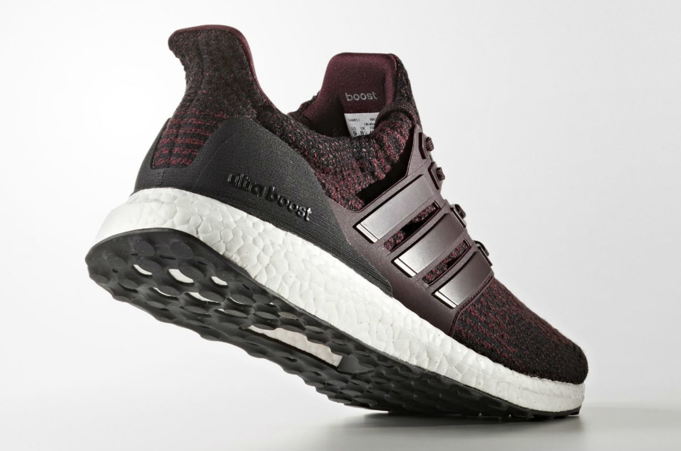 Adidas Ultra Boost 3.0 Dark Burgundy Release Date Lateral S80732