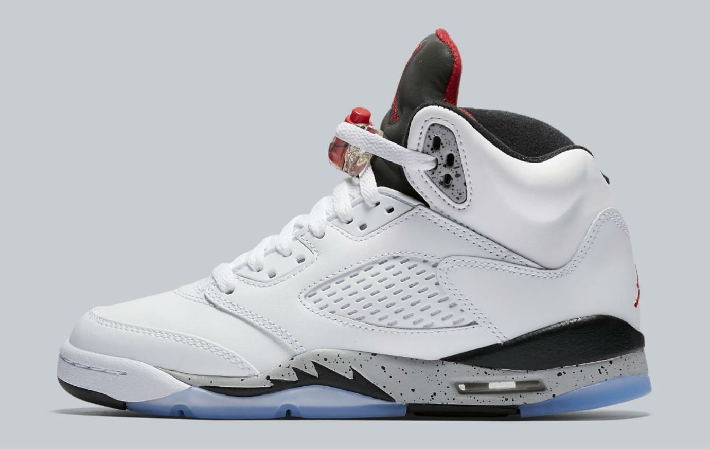 Air Jordan 5 White Cement Release Date Gradeschool 440888-104