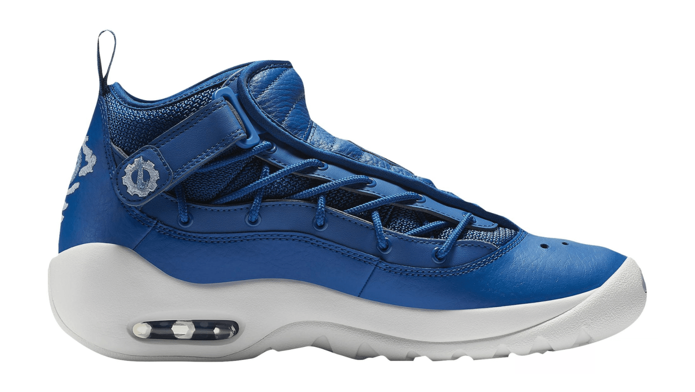 Blue Jay Nike Air Shake Ndestrukt Medial