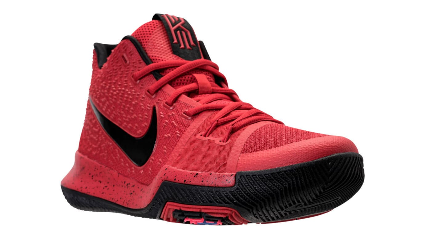 best cheap 490a3 833e7 Nike Kyrie 3 Three-Point Contest University Red Release Date Main 852395-600