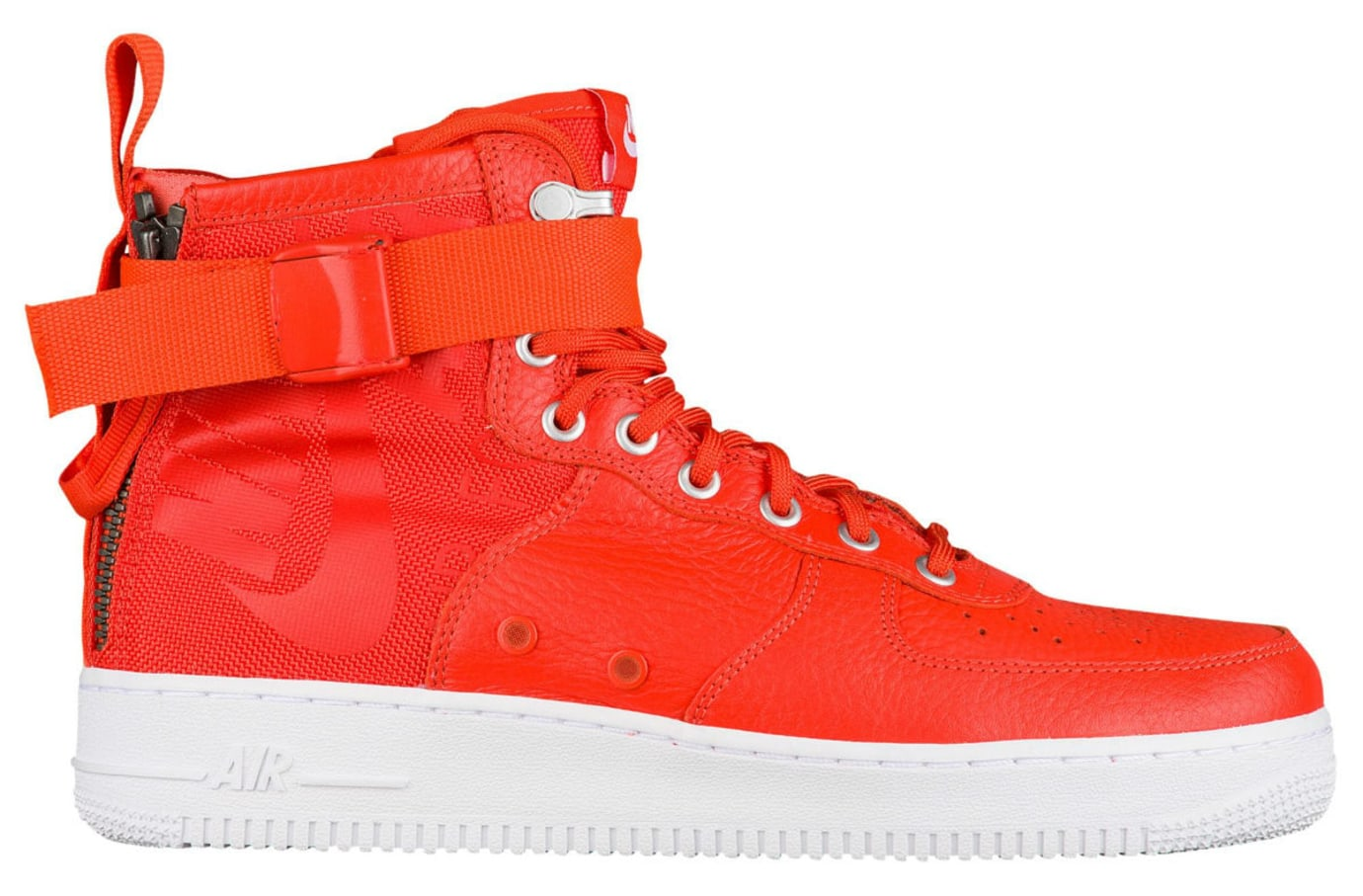 Nike SF Air Force 1 Mid Team Orange Release Date Profile 917753-800