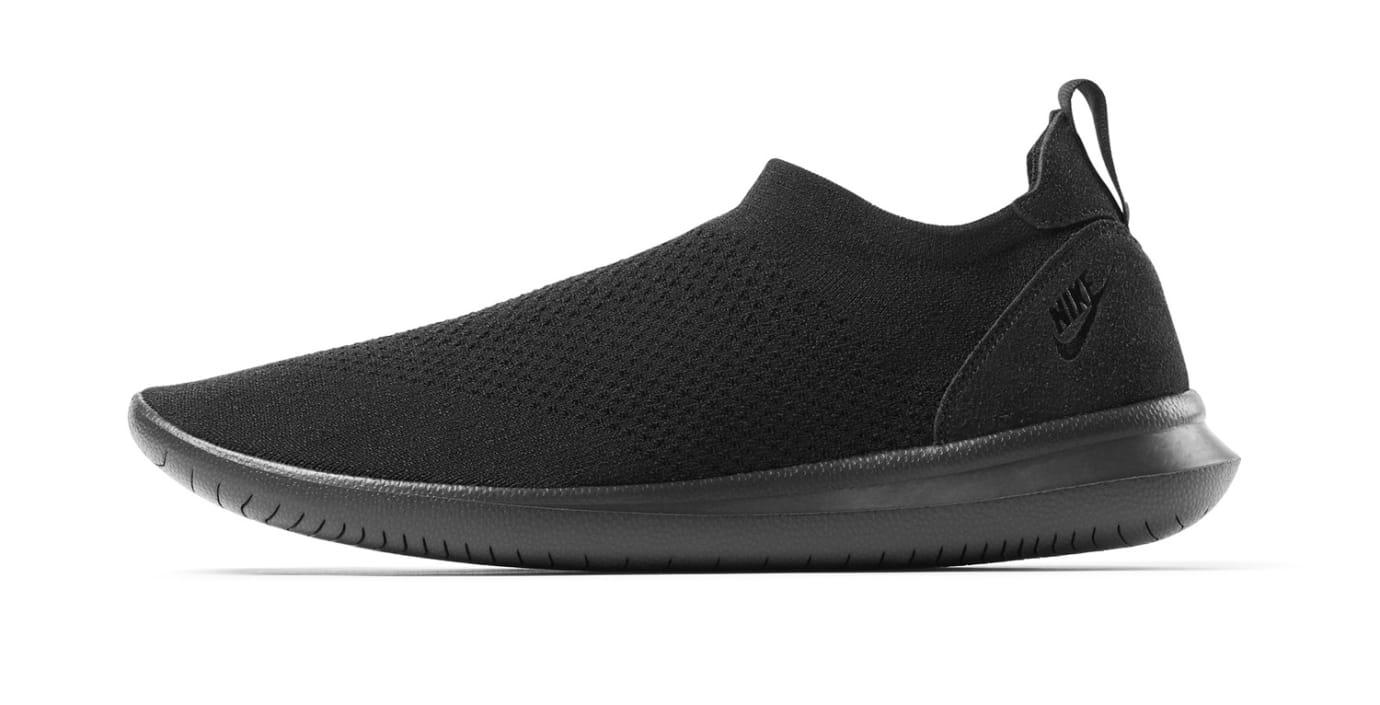 Nike Gakou Flyknit Black