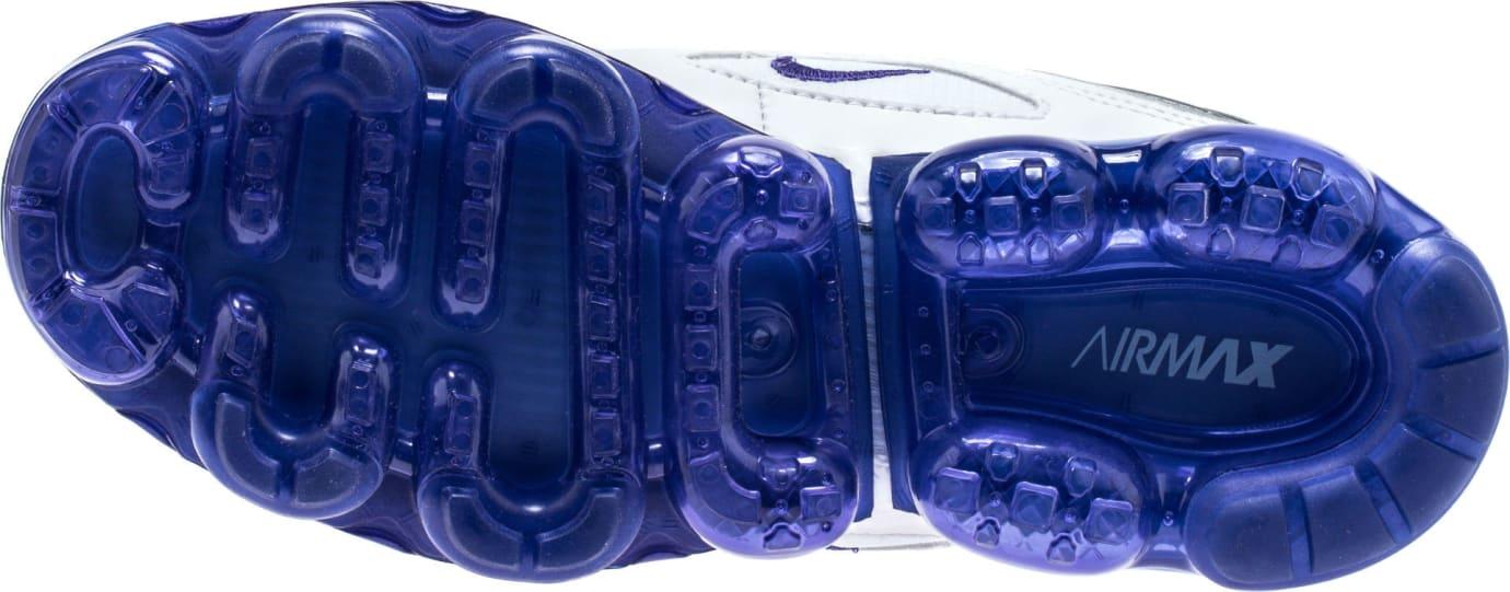 cheap for discount 075db 4fc33 Image via Shoe Palace Nike Air VaporMax 97 Aqua Release Date AJ7291-100 Sole