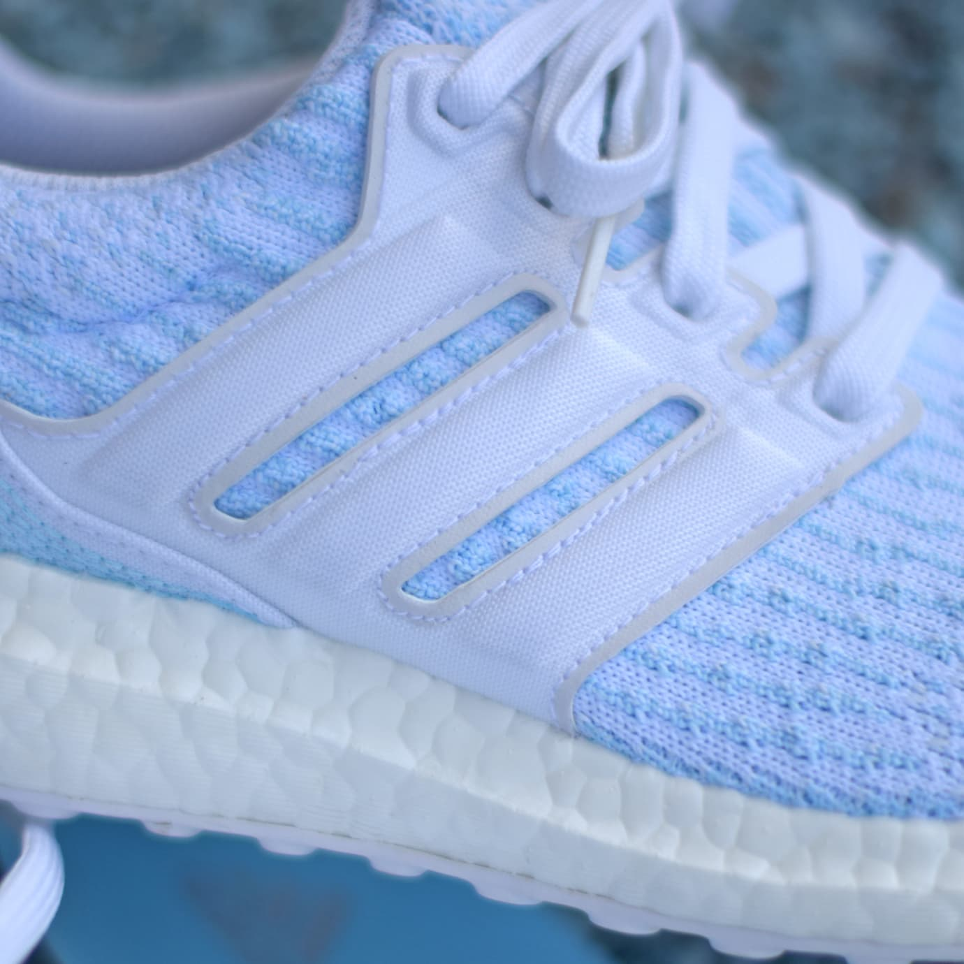 new product c2399 4540a Parley x Adidas Ultra Boost 3.0