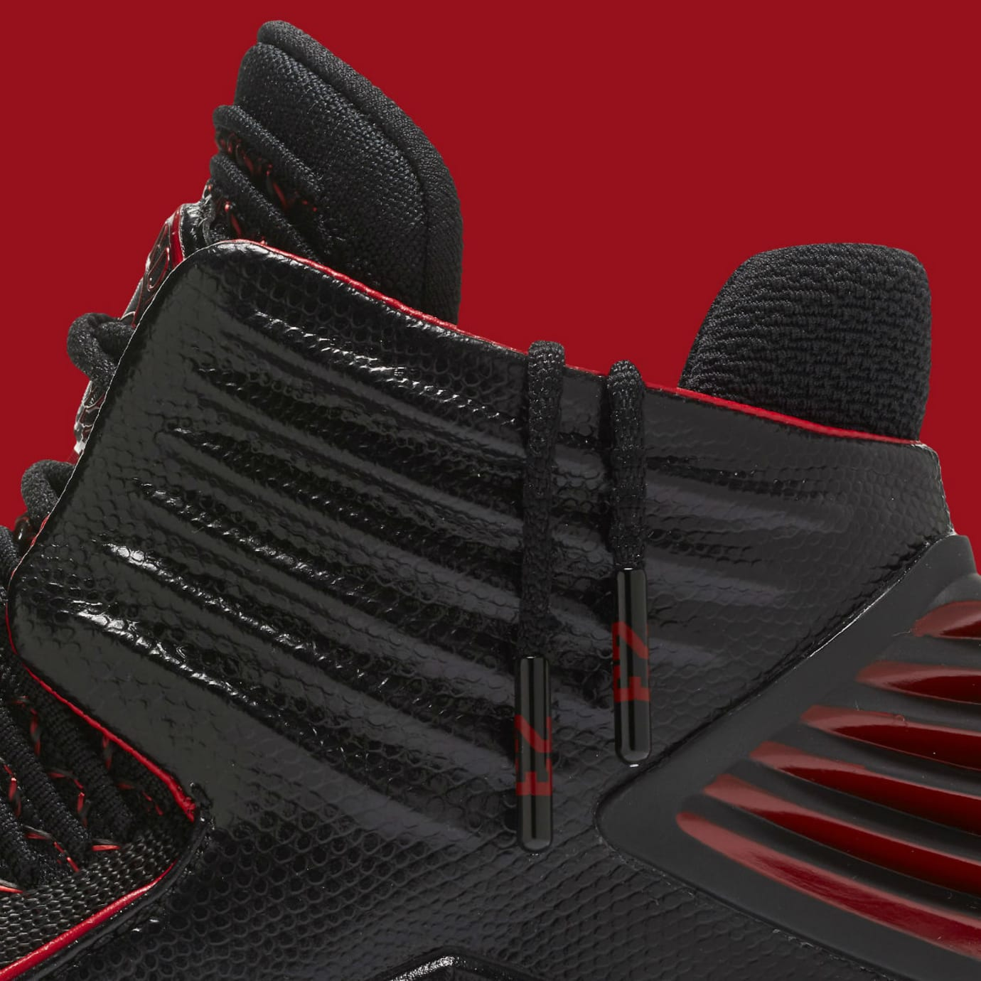 Air Jordan 32 XXXII Banned Bred Release Date Collar AA1253-001