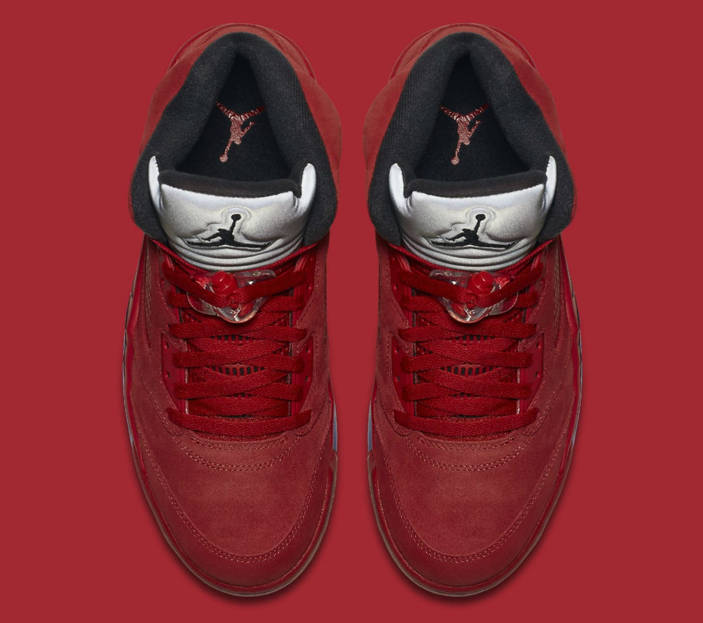 Air Jordan 5 Red Suede Release Date Top 136027-602