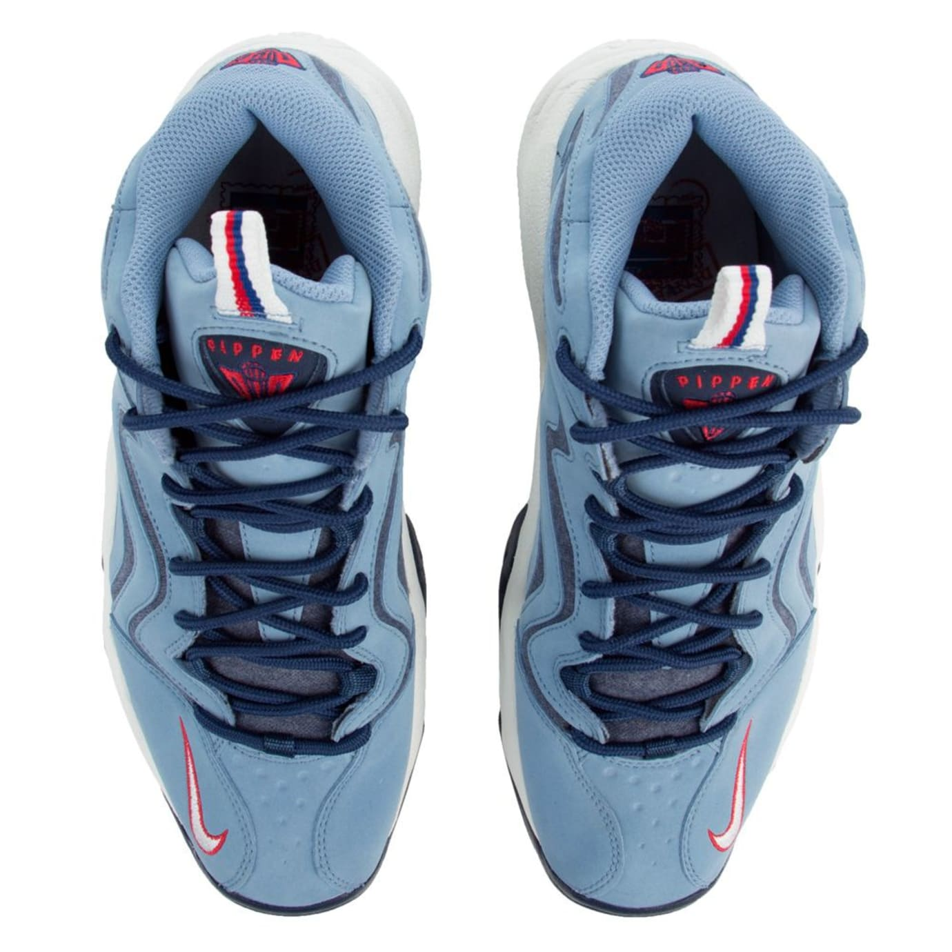 Nike Air Pippen Work Blue Chicago Flag Release Date 325001-403 Top 44442216f