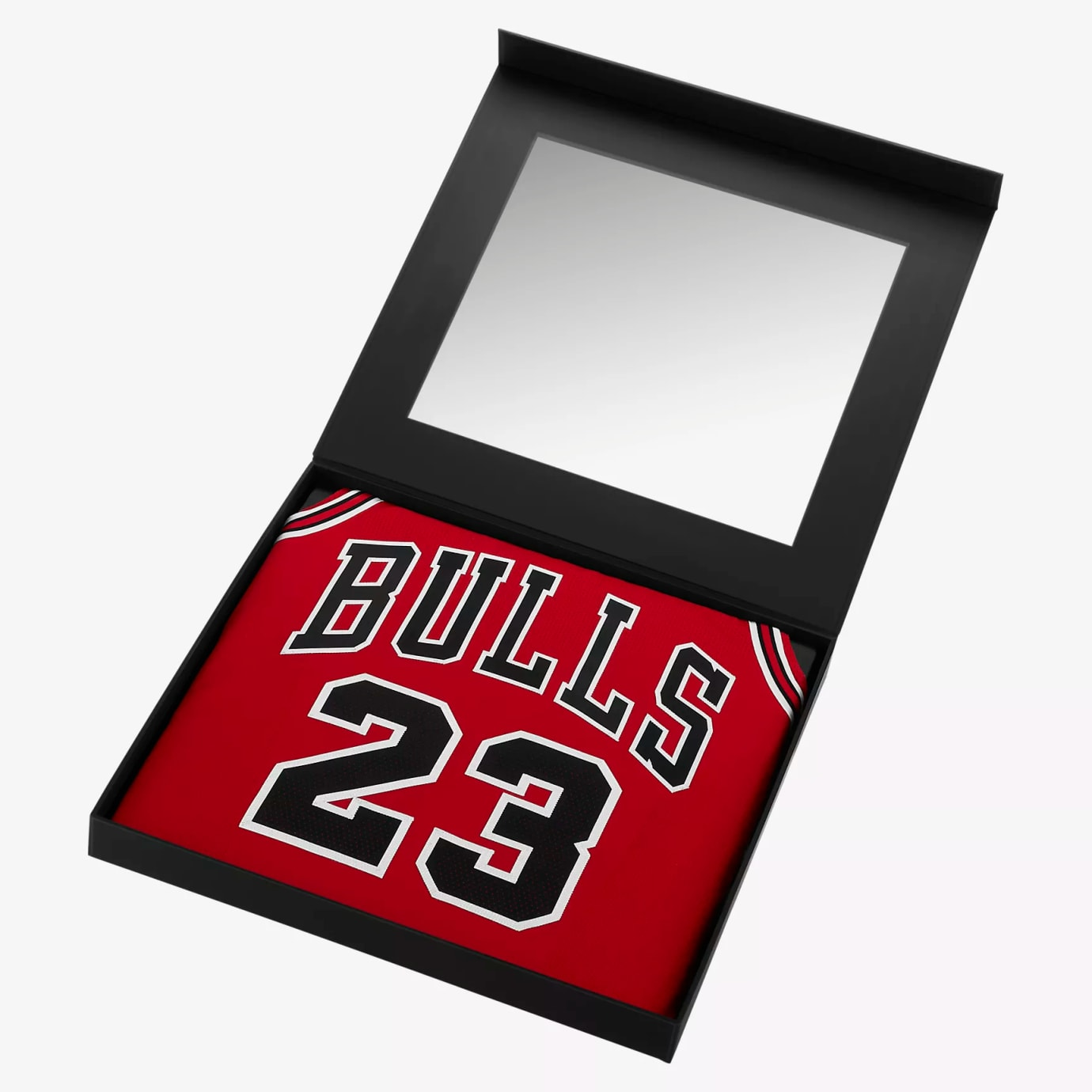 nike NBA AUTHENTIC JORDAN CHICAGO BULLS JERSEY ICON BOX
