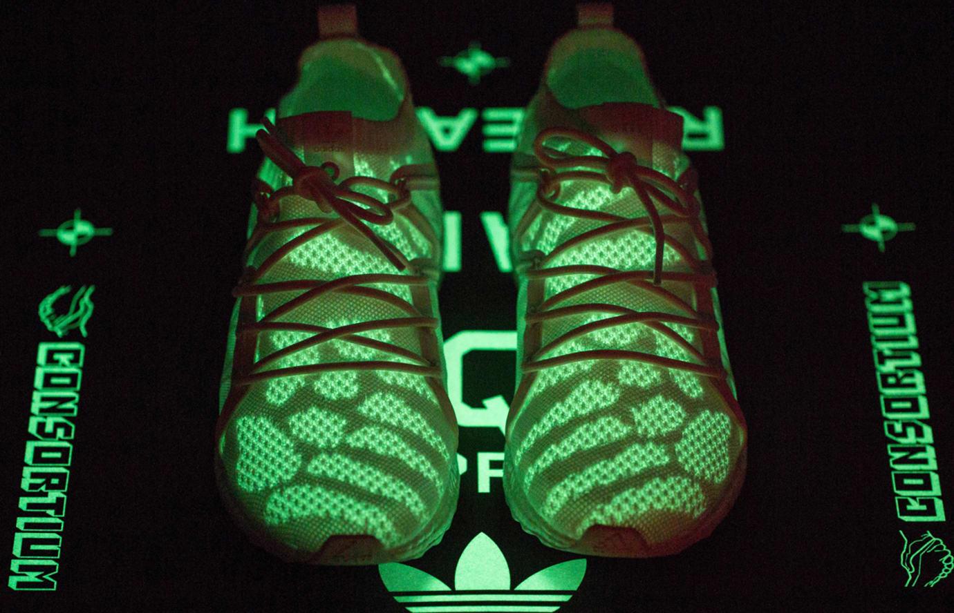 Bait Adidas EQT Support 93 16 Glow