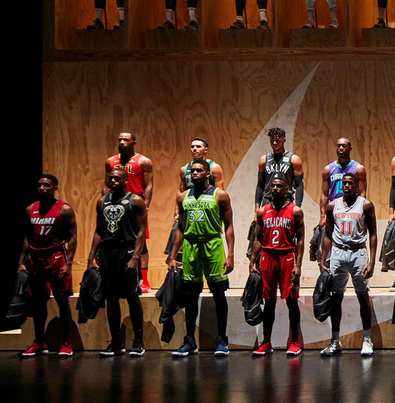 Nike NBA Statement Uniforms (1)