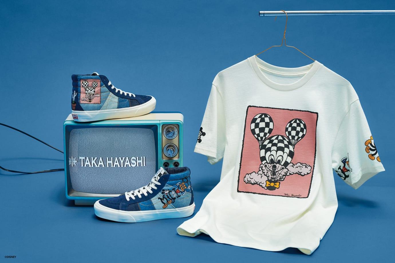 Vans Vault x Disney (Taka Hayashi)