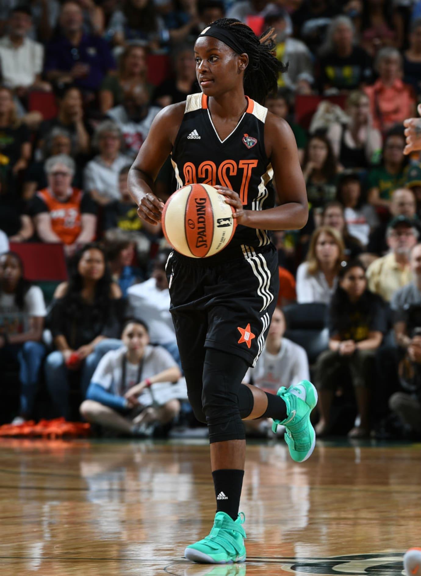 ab7ed1d9d61 Sugar Rodgers Nike LeBron Soldier 11 WNBA All-Star PE