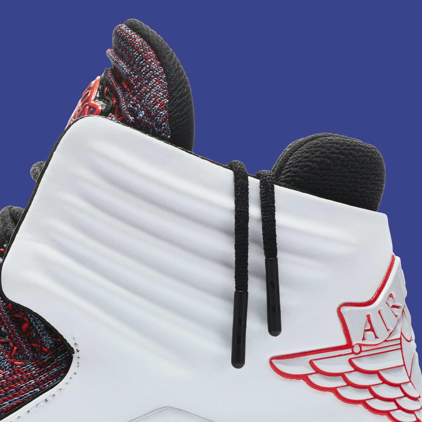 0e10a37c2f57e5 Image via Nike Air Jordan 32 XXXII Finale Release Date AA1253-105 Collar
