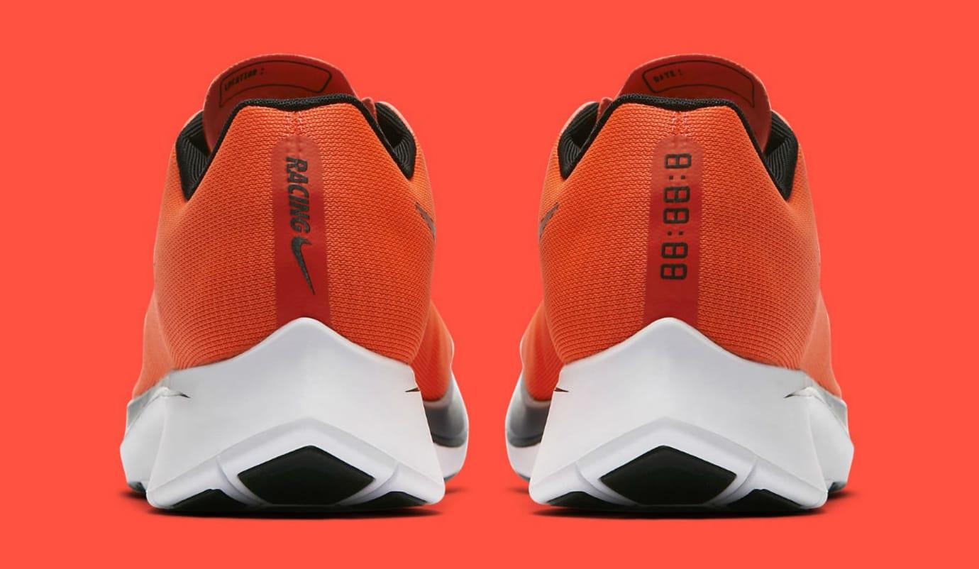 Nike Zoom Fly Bright Crimson Release Date Heel 880848-614