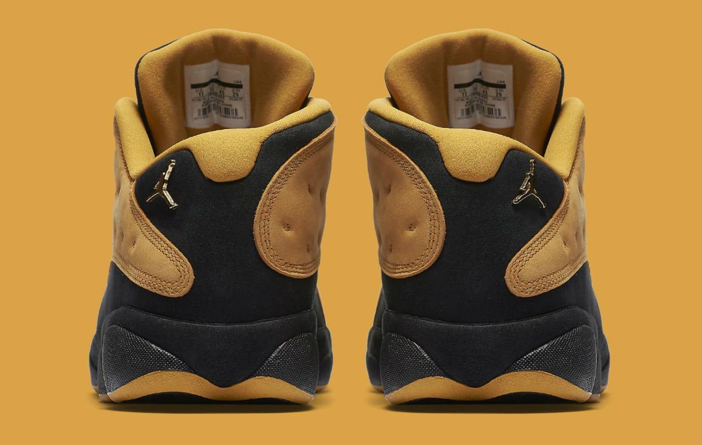 Air Jordan 13 Low Chutney Release Date Heel 310810-022