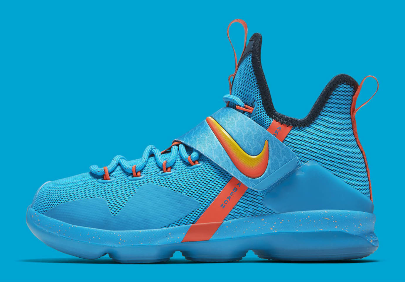 the latest 0846f 5f211 Nike LeBron 14 GS Cocoa Beach Release Date Profile 859468-477