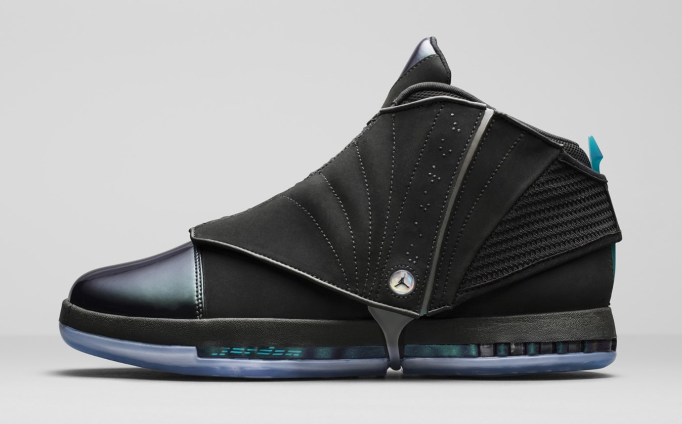 Air Jordan 16 CEO AA1235-003 Lateral