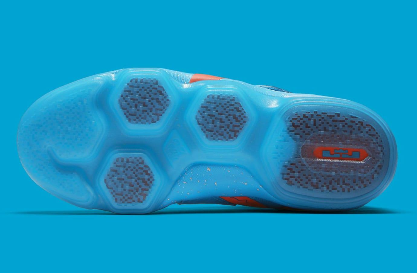 cheaper 2f229 2ecbb Nike LeBron 14 GS Cocoa Beach Release Date Sole 859468-477