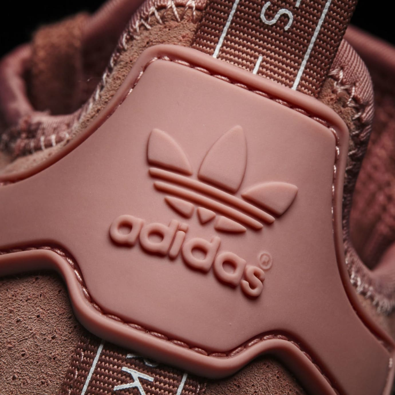0f7309121 Adidas NMD R1 Primeknit Raw Pink Release Date Heel BY9648
