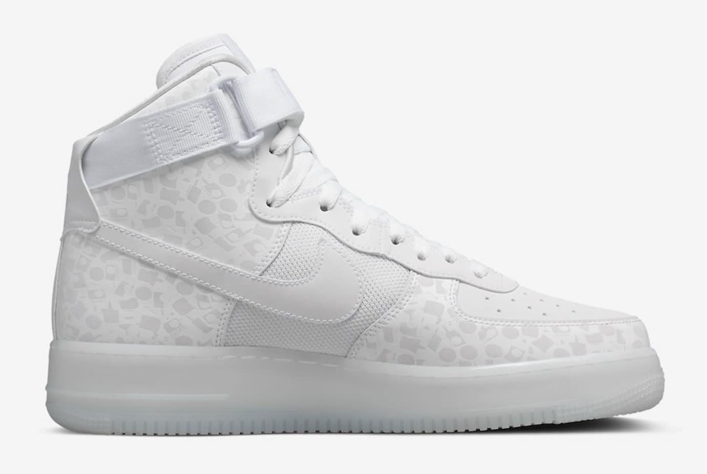 Stash x Nike Air Force 1 High   WE LOVE SNEAKERS   I want