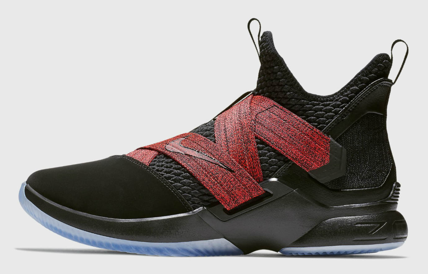 Nike LeBron Soldier 12 XII Bred Release Date AO2609-003 Profile