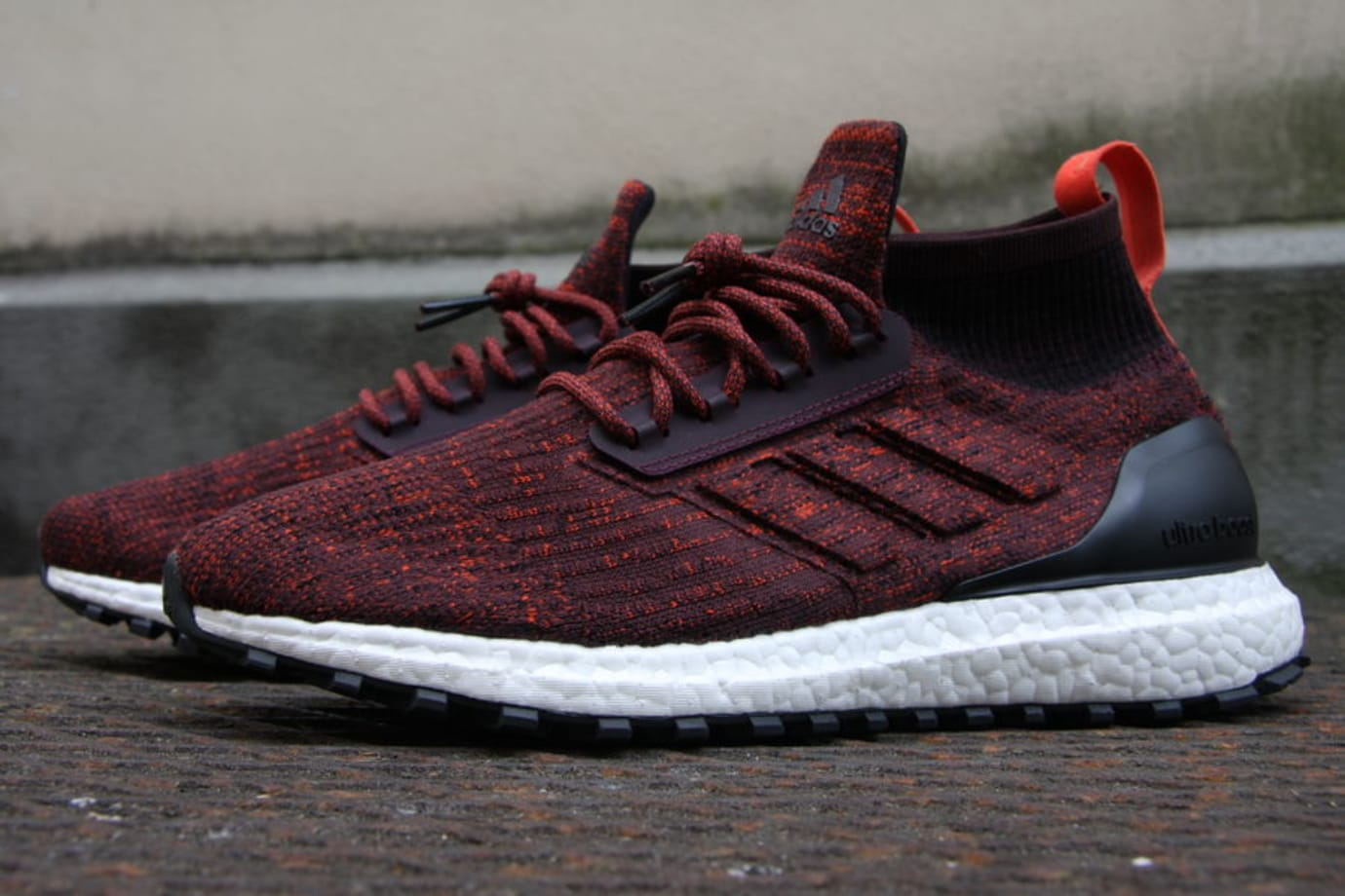 ab9467085 Adidas Ultra Boost ATR Red Release Date S82035 Profile Wide
