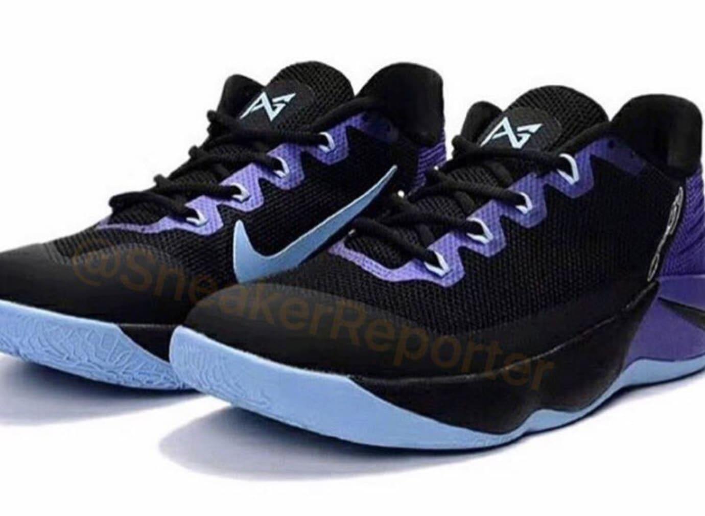 Nike PG2 Black Blue