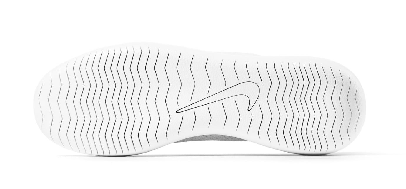 Nike Gakou Flyknit White Sole