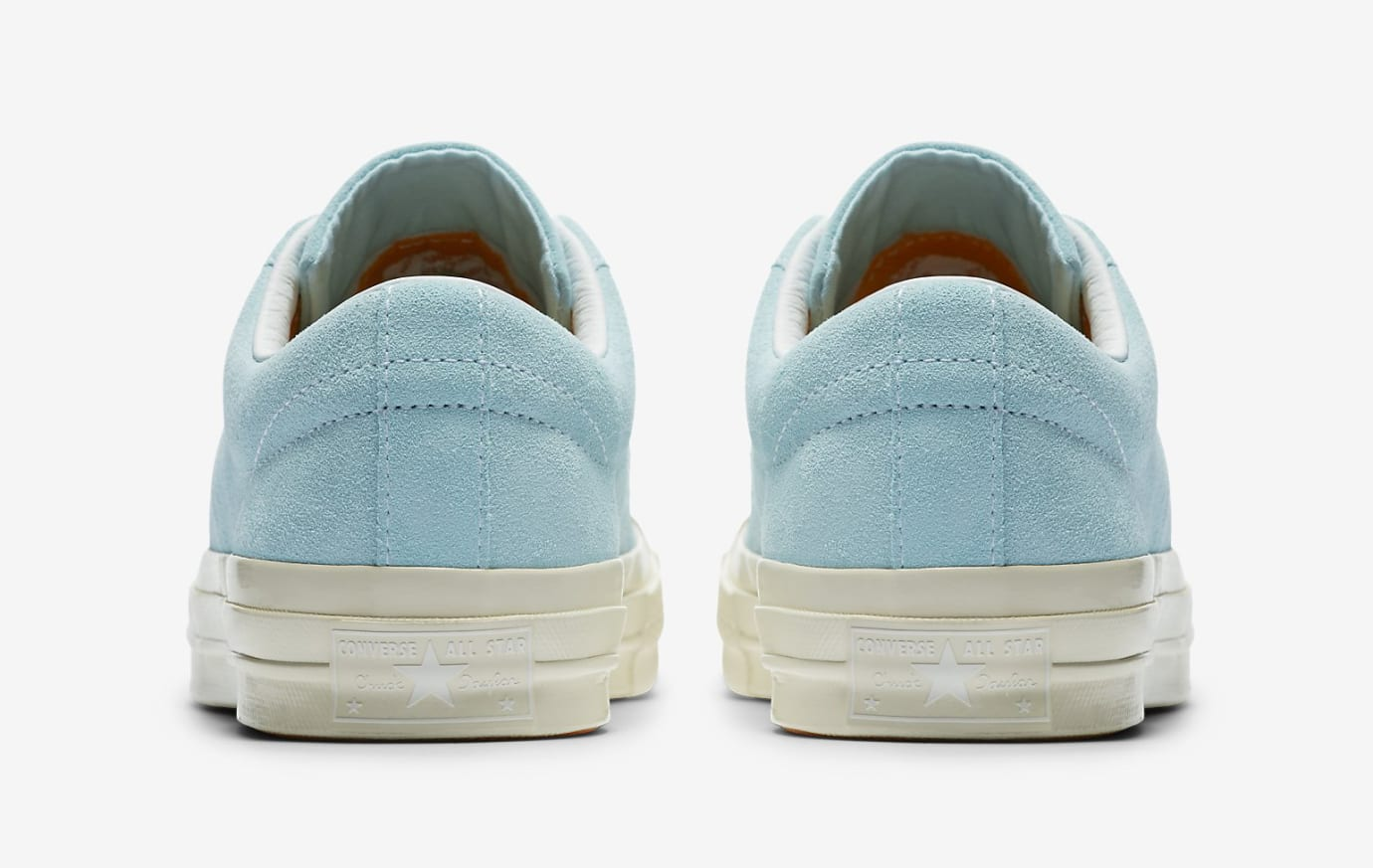 Tyler the Creator Converse One Star Heel