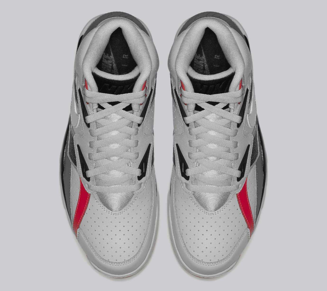 Nike Air Trainer SC High Vast Grey Release Date 302346-020 Top