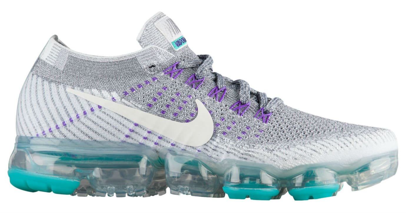 9538f1e704 Women's Nike Air VaporMax Grape Release Date 922914-002 Profile. Nike Air  VaporMax Flyknit Women's