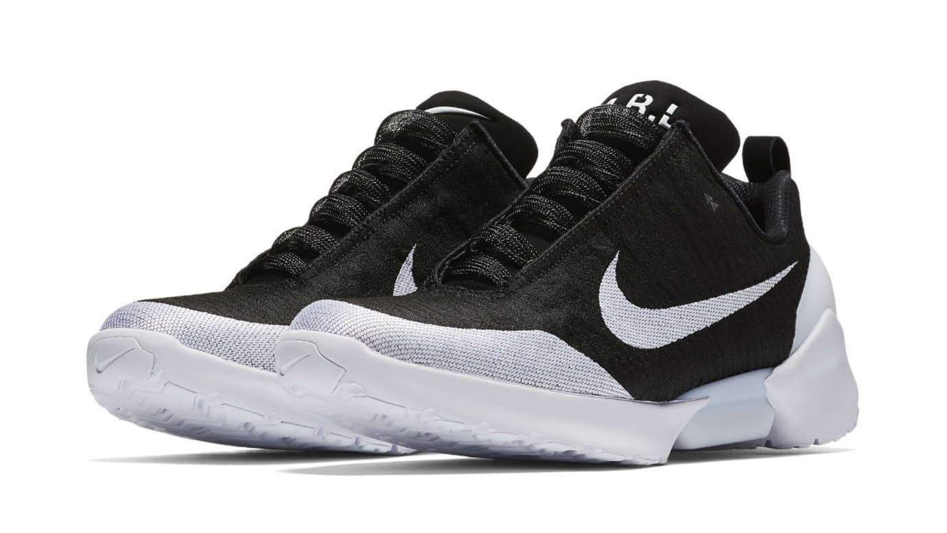 Nike HyperAdapt 1.0 Black/White Release Date AH9389-011 Main