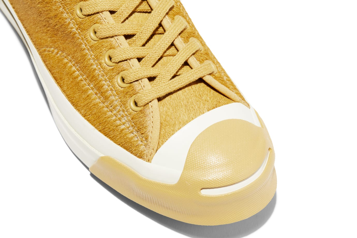 BornxRaised x Converse Jack Purcell 'Camel' (Toe)