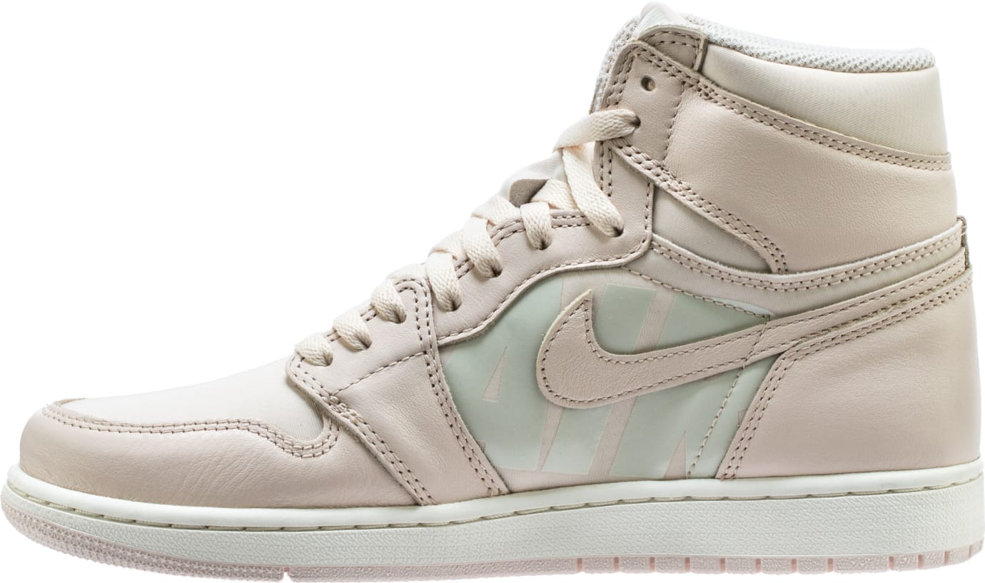 best selling new arrive buy best Air Jordan 1 High Guava Ice Sail Release Date 555088-801 | Sole ...