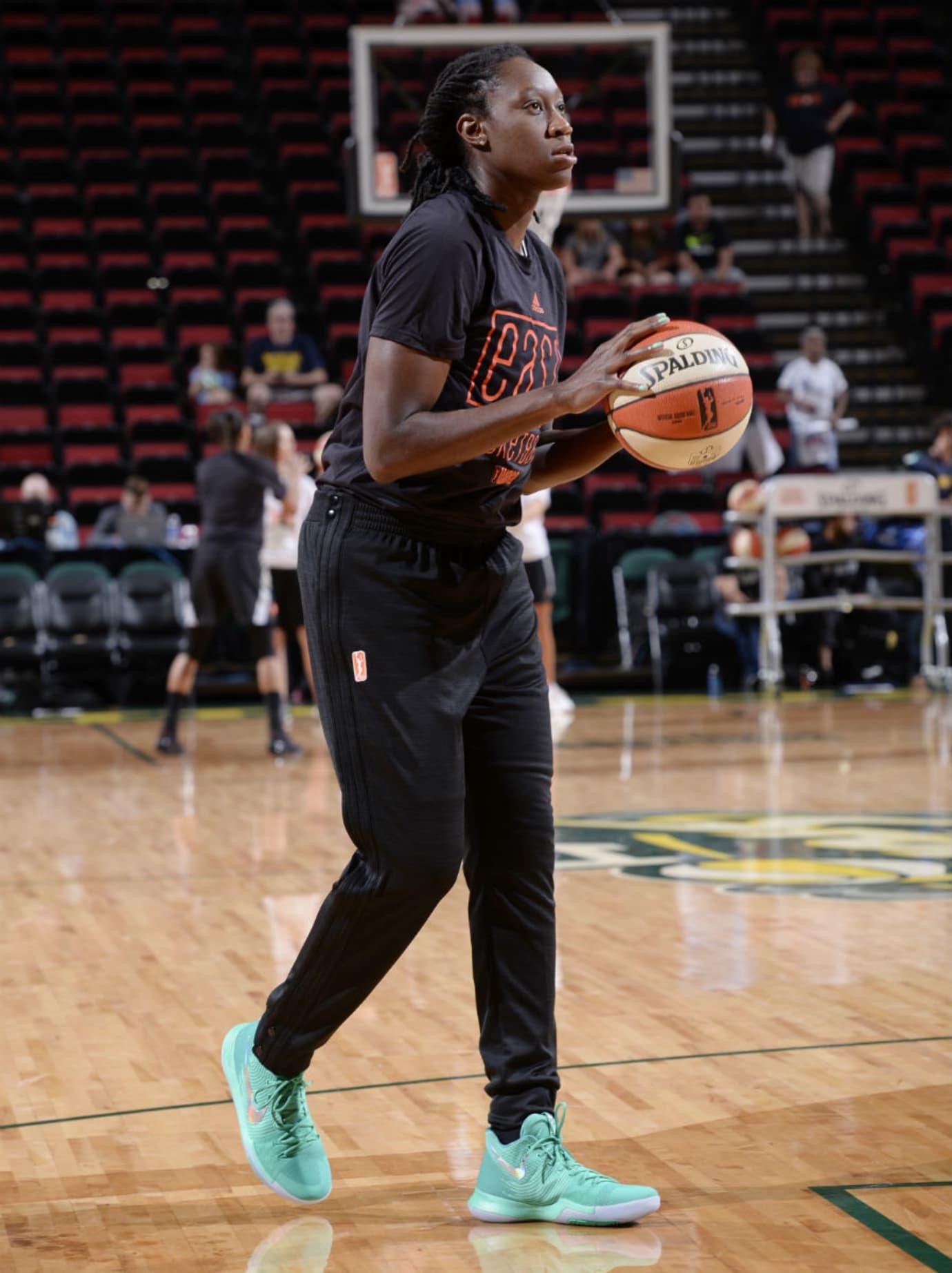 Tina Charles Nike Kyrie 3 WNBA All-Star PE