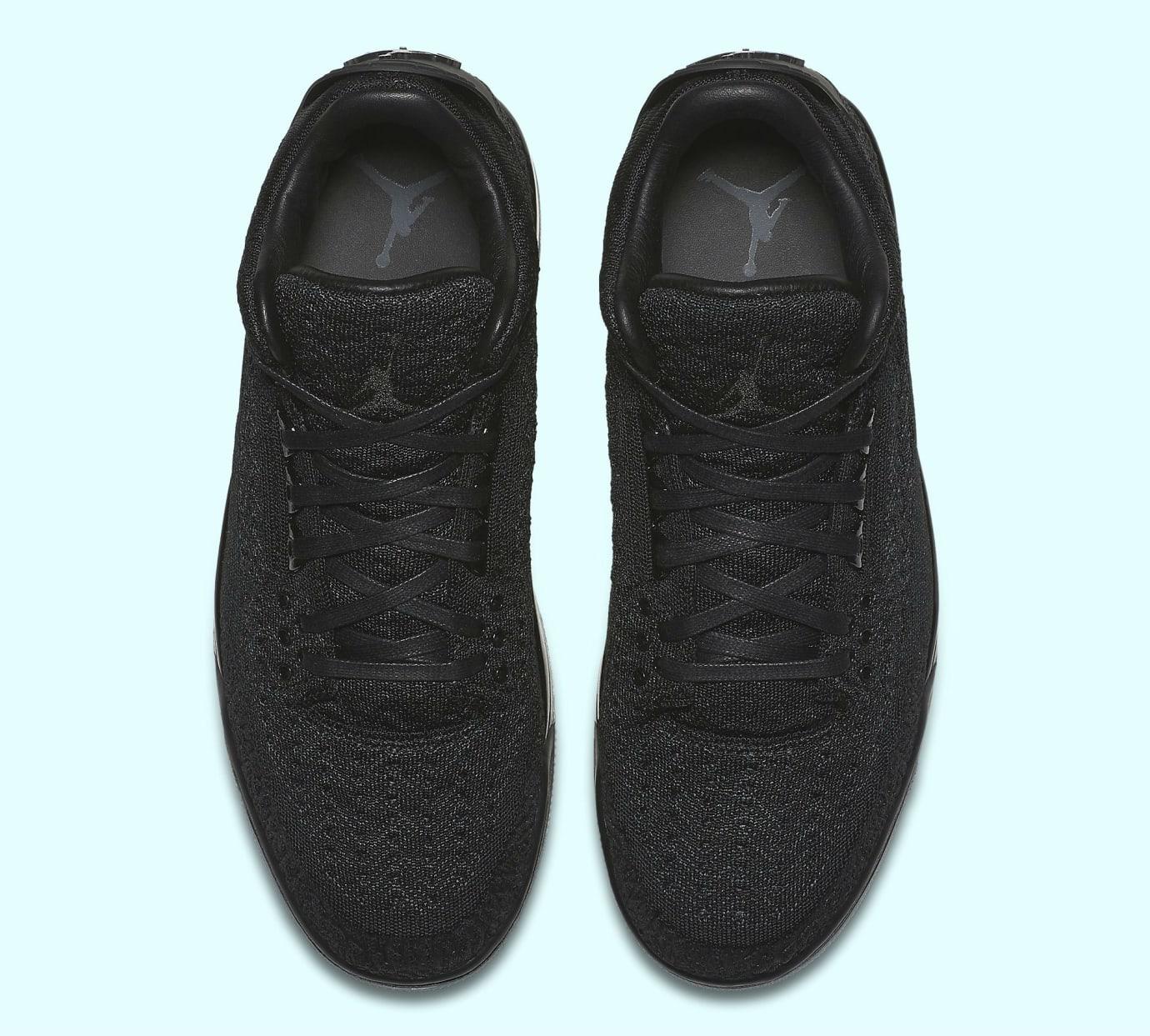 Air Jordan 3 Flyknit Black Release Date AQ1005-001 Top