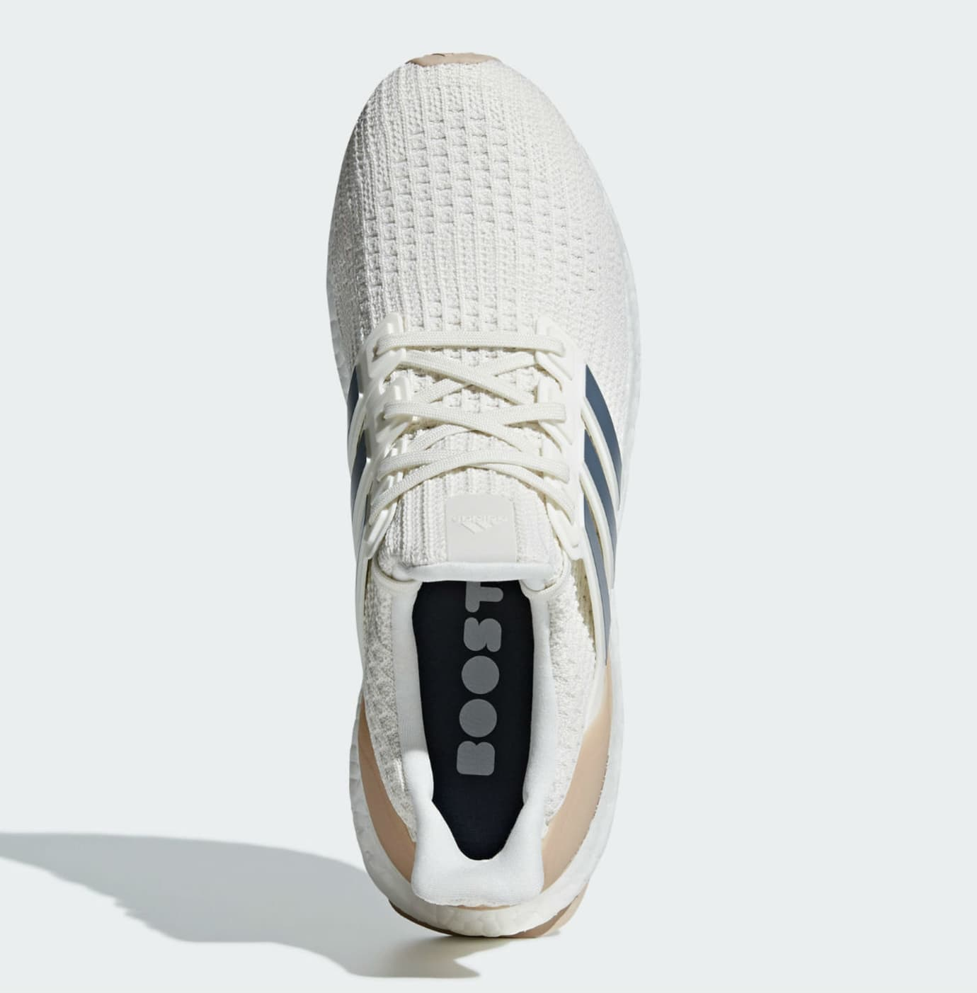 746029617f81b Image via Adidas Adidas Ultra Boost 4.0 Show Your Stripes Cloud White Tech  Ink Ash Pearl Release Date CM8114