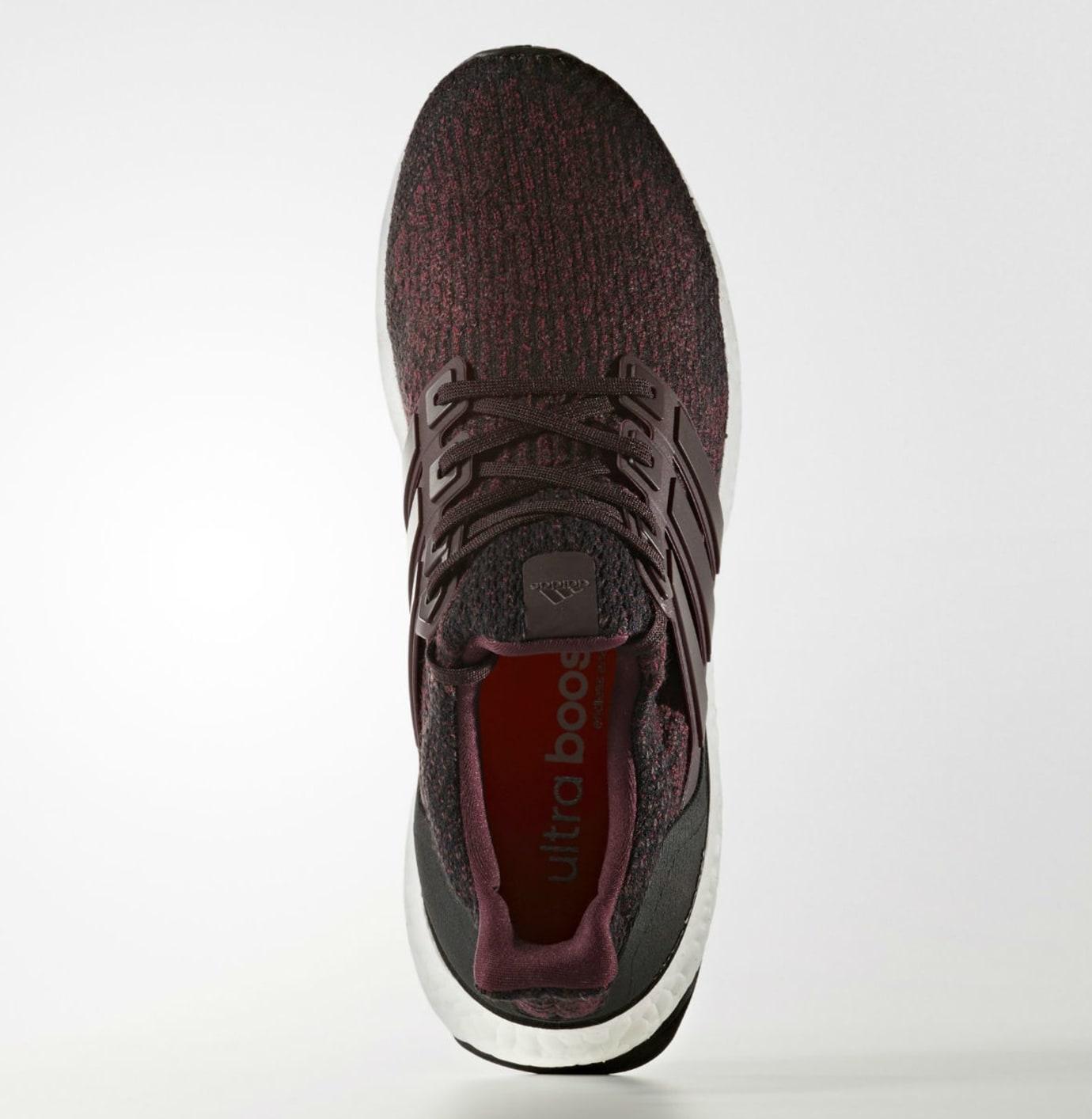 Adidas Ultra Boost 3.0 Dark Burgundy Release Date Top S80732