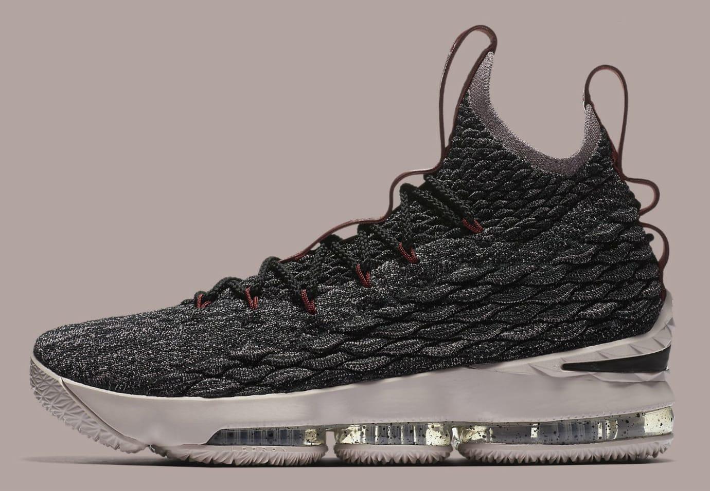 Nike LeBron 15 Pride of Ohio Release date 897648-003 Profile