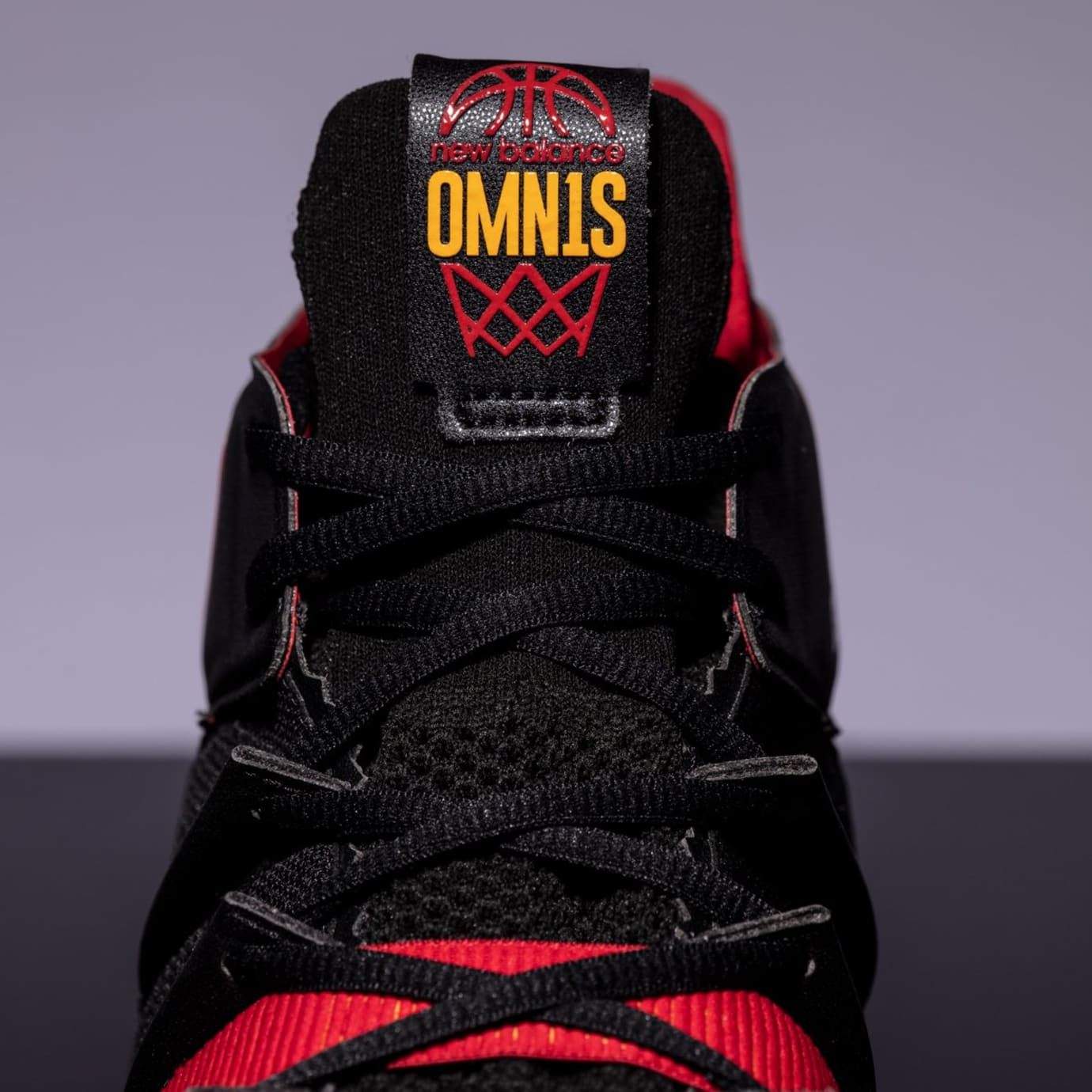New Balance OMN1S Kawhi Leonard All-Star Game PE 'Black/Red' 1