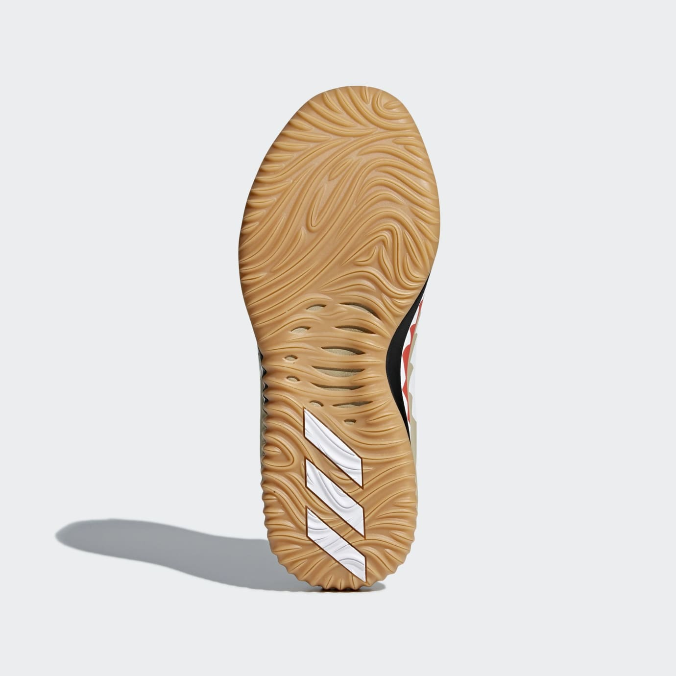 BAPE x Adidas Dame 4 'Green Camo' AP9974 (Bottom)