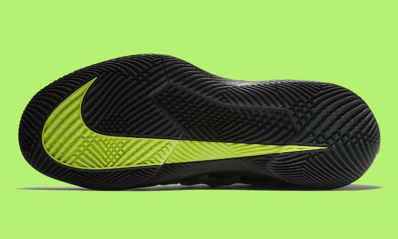 14a13a41951 NikeCourt Vapor RF Air Max 95 Neon Release Date AO8759-078 Sole