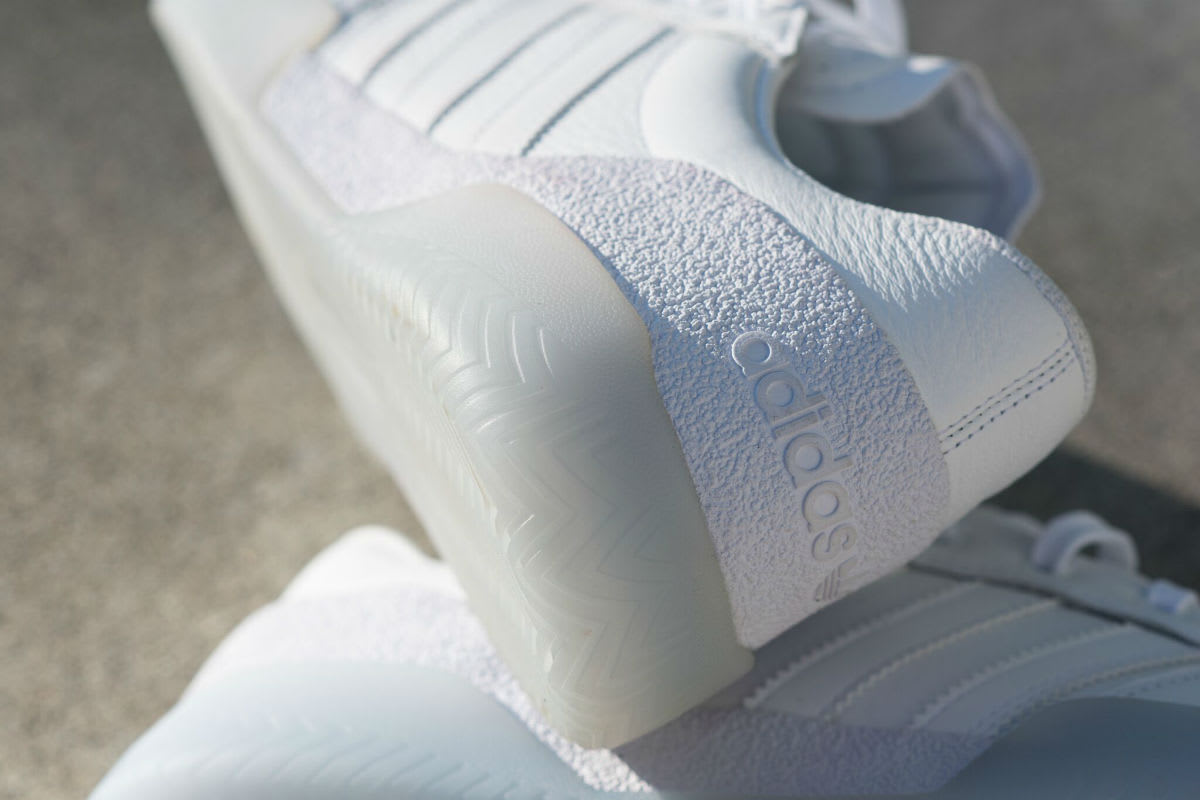 Adidas Skateboarding City Cup White Release Date Back