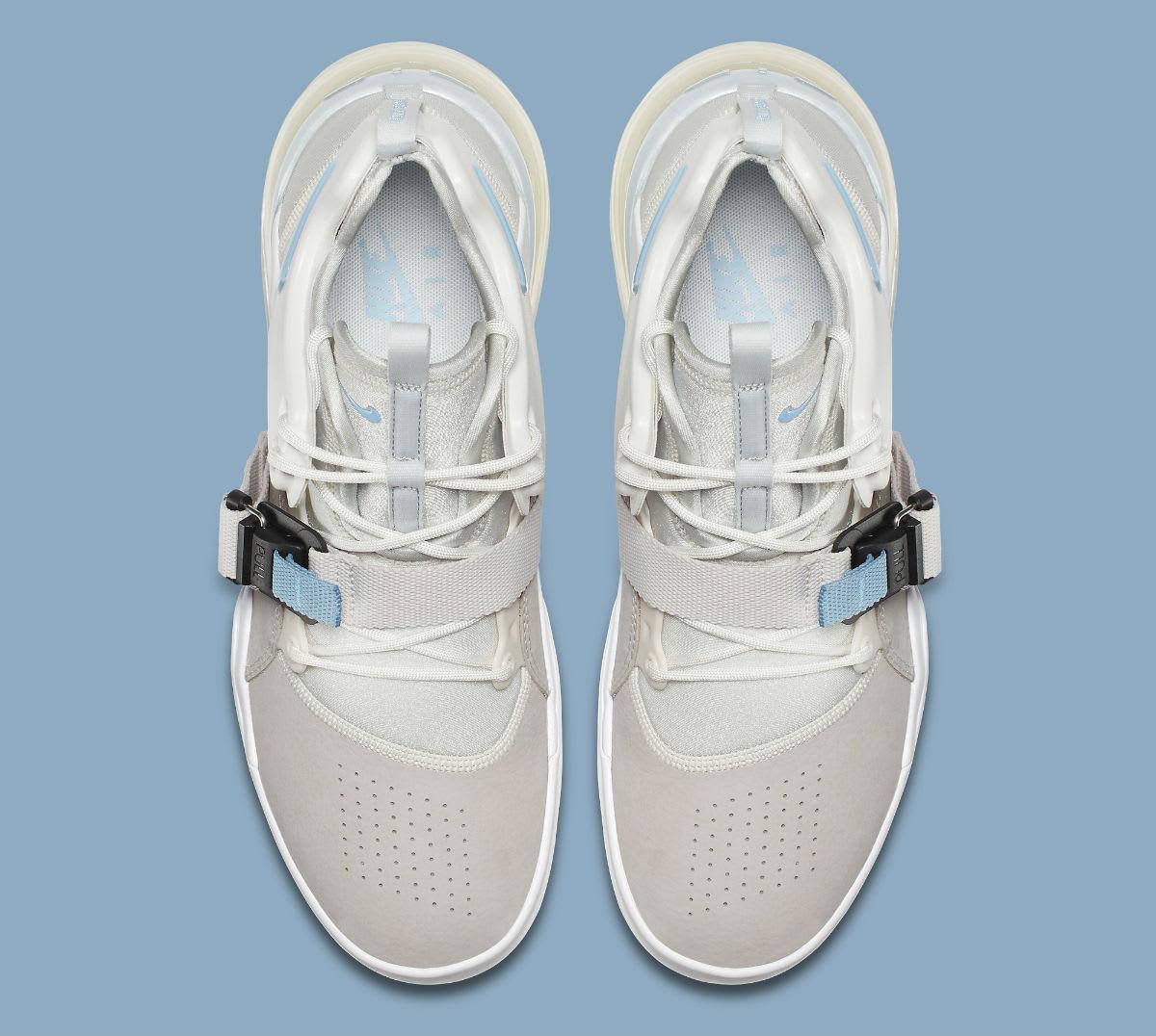 a550de00eae ... Nike Air Force 270 Wolf Grey White Release Date AH6772-003 Top . ...