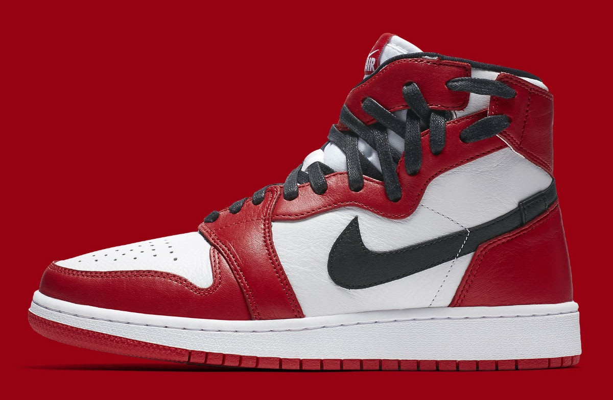 228eb08e7c54 Special For Shoe New Air Jordan 1 I Rebel XX Chicago Release Date AT4151-100  ...