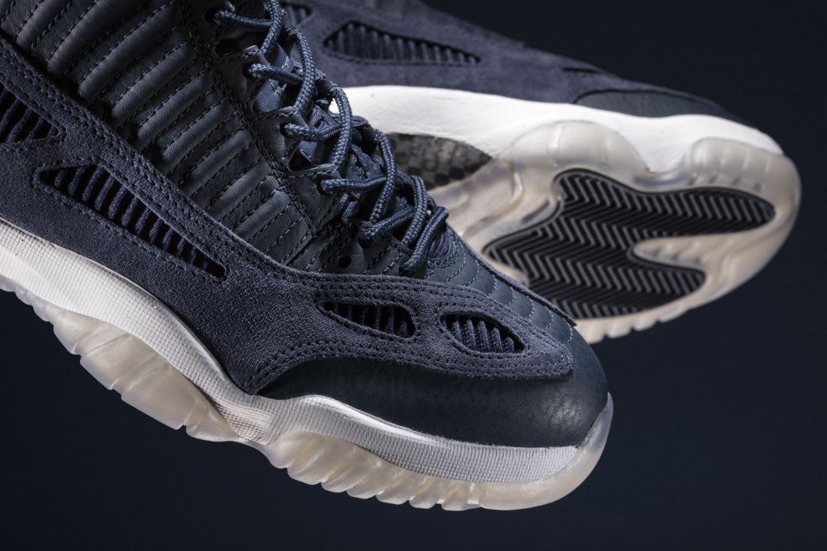 Air Jordan 11 Low IE Midnight Navy Release Date 919712-400 (2)