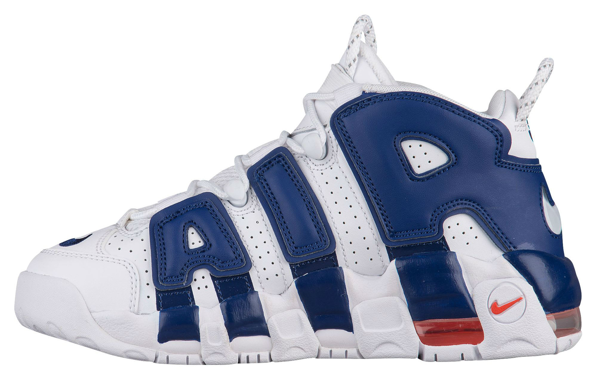 Nike Air More Uptempo Knicks Release Date Medial