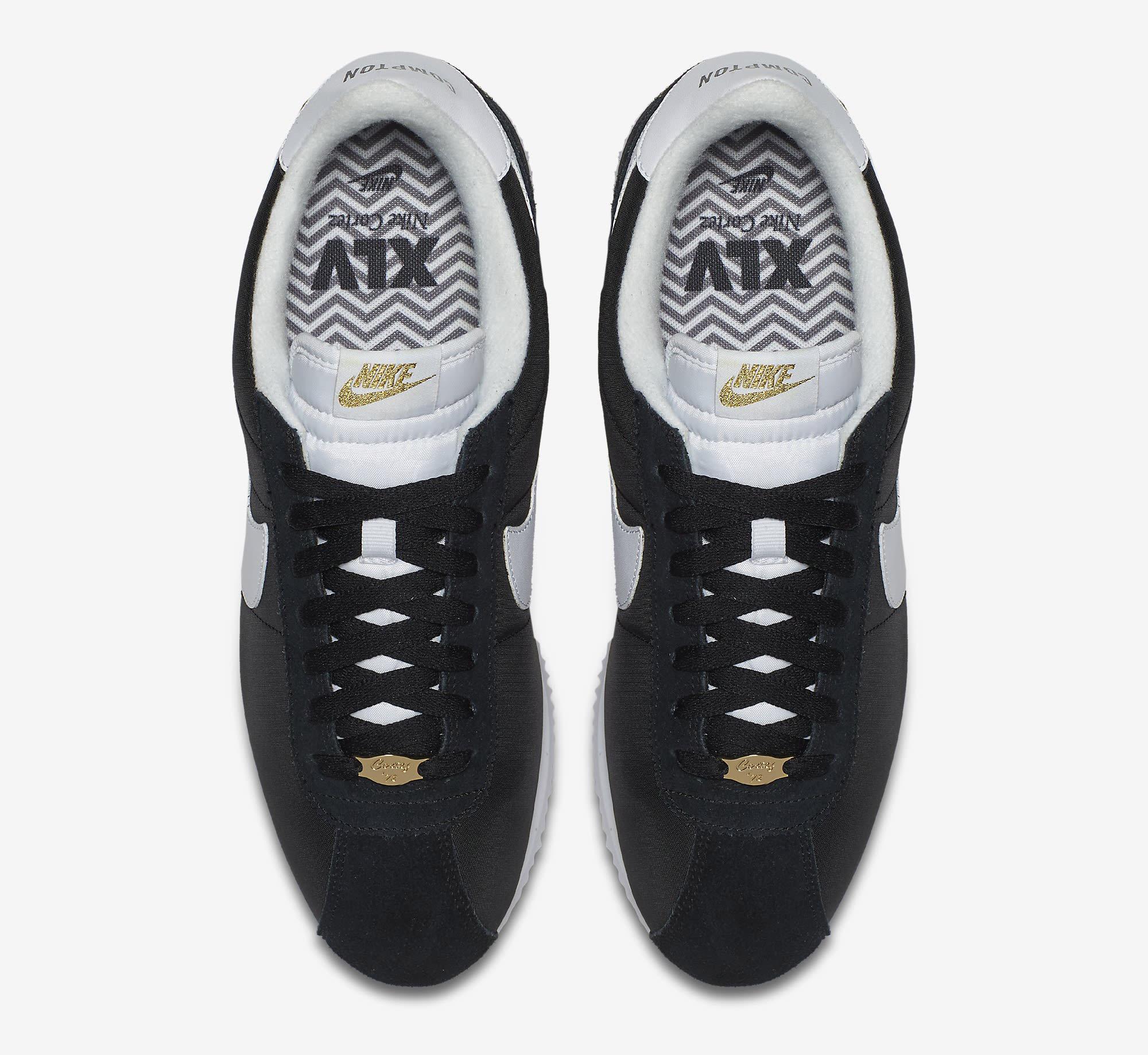 brand new 123c5 604d6 ... Image via Nike Nike Cortez Compton 902804-001 Top ...